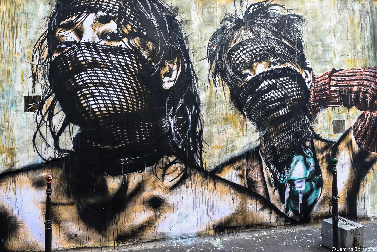 eddie colla, quand le street art affiche le métissage. – molty mag